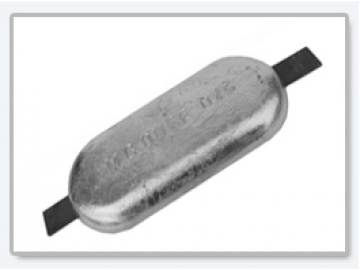 Zinc Hull Anodes | Products | Universal Corrosion Prevention India (UCPI)