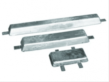 Zinc Tank Anodes | Products | Universal Corrosion Prevention India (UCPI)