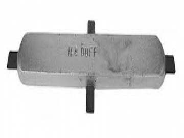 Aluminum Platform Jetty Anode | Products | Universal Corrosion Prevention India (UCPI)
