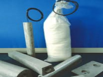 Magnesium Pipeline Anodes | Products | Universal Corrosion Prevention India (UCPI)