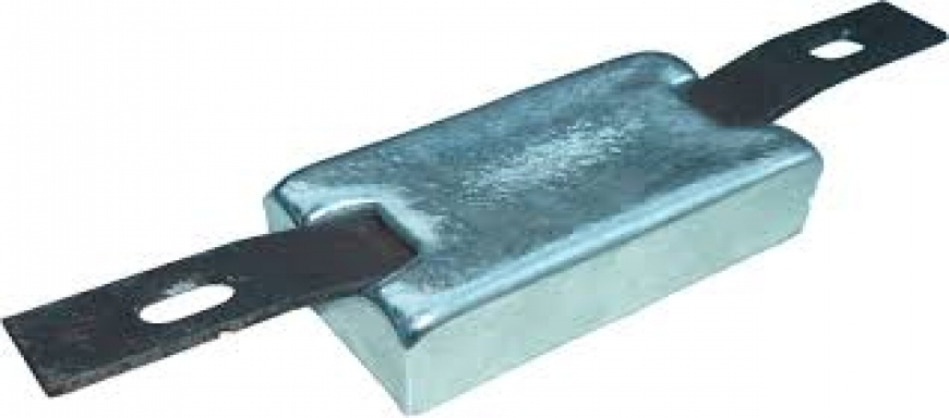 Zinc Tank Anode | Product | Universal Corrosion Prevention India (UCPI)