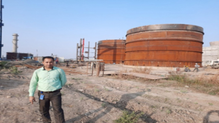 Project Management | Service | Universal Corrosion Prevention India (UCPI)